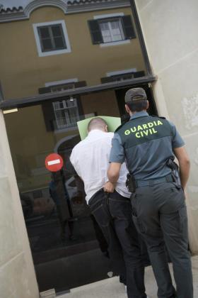 El pirómano fue detenido en septiembre de 2012 en Menorca.
