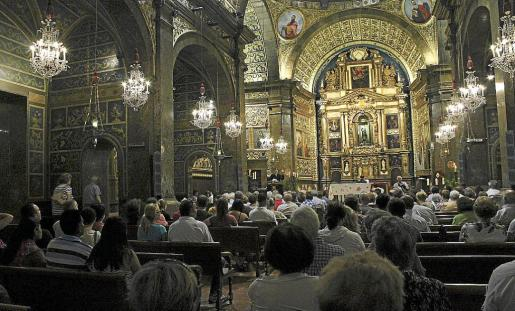 Atención: No se han detectado etiquetas IPTC.  Centenario de la consagración de la basílica del Santuari de Lluc