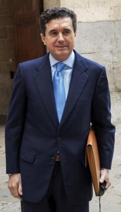 Fotografía de archivo (Palma, 22/05/2013) del expresidente del Govern balear Jaume Matas.
