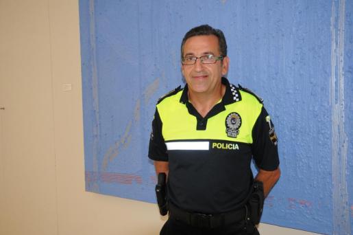 José Antonio Navarro Muñoz, tras ocupar el cargo en agosto de 2011.