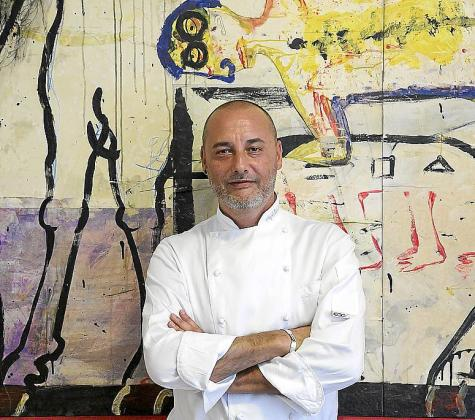 Miquel Gelabert, chef del restaurante Can March.