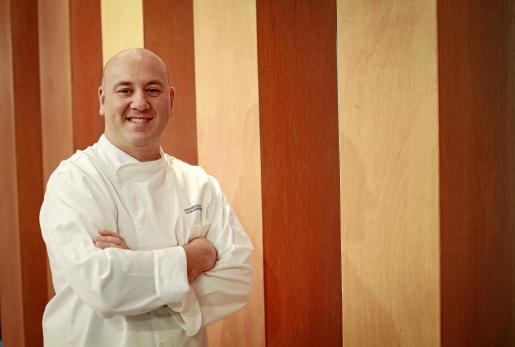 El chef Tomeu Caldentey.