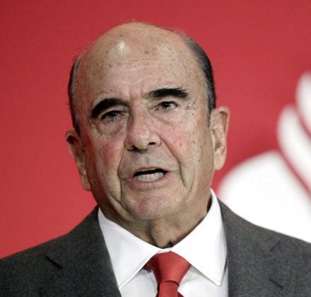 Fotografía de archivo (31/01/2013) del presidente del Grupo Santander, Emilio Botín.