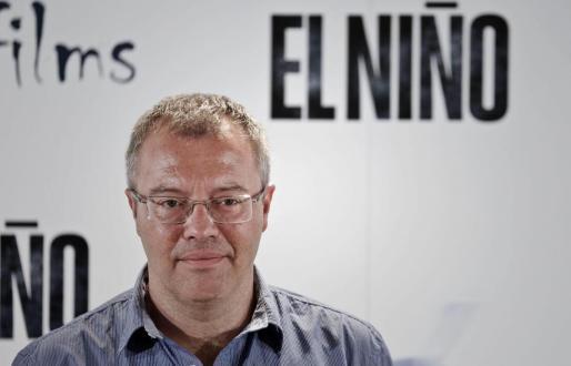 El cineasta mallorquín Daniel Monzón, director de 'El niño'.