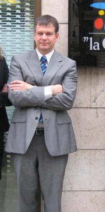 CaixaBank a nombrado a Francisco Costa como nuevo director en Balears.