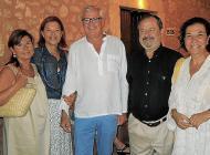 Cena de vendimia en José L. Ferrer