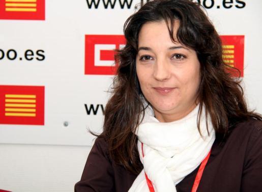 Katiana Vicens, en una imagen de archivo.