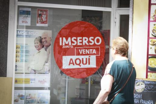 Ya se han puesto a la venta los paquetes de viajes del Imserso.