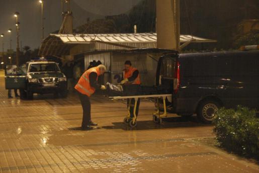 El cuerpo fue encontrado en Platja de Palma.