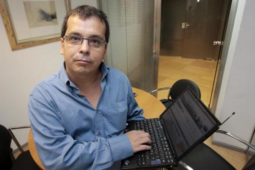 El doctor en Informática Ricardo Galli.