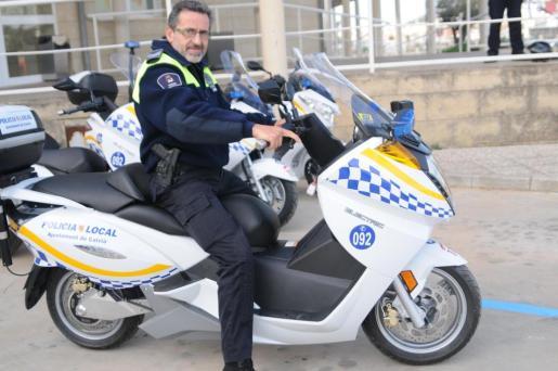 José Antonio Navarro, ex jefe de la Policía Local de Calvià.
