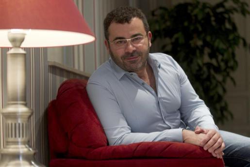El presentador televisivo Jorge Javier Vázquez.