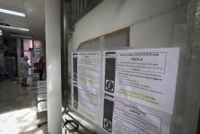 Aviso sobre el ébola en el centro de salud de s'Escorxador