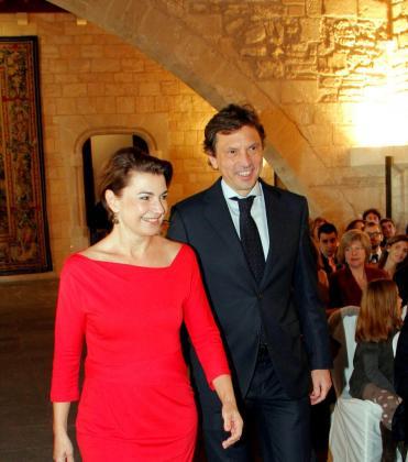 Margalida Duran y Mateo Isern, en una imagen de archivo.