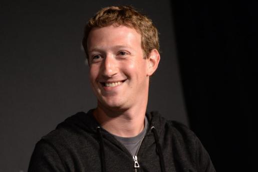 El fundador y director ejecutivo de Facebook Mark Zuckerberg.