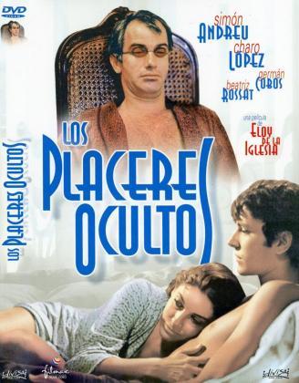 Cartel de la película 'Los placeres ocultos'.