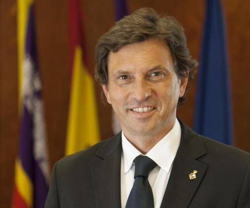 Mateo Isern todavía no ha dado una respuesta sobre si se presentará como candidato de Palma.