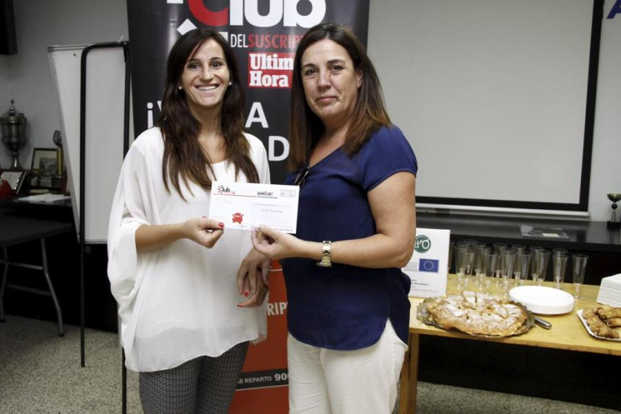 Entrega de premios del segundo concurso 'Un chef en casa'