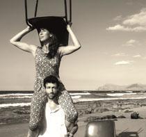 Fotografía promocional de 'Travelling to nowhere'.