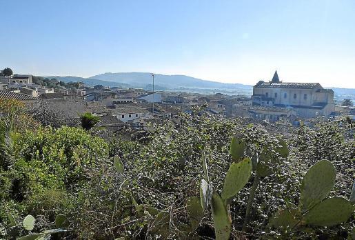 El municipio de Sant Joan revisa su normativa urbanística.