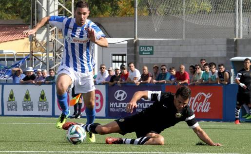 El Atlètic Balears no ha conseguido marcar un silo tanto en casa en lo que va de liga.