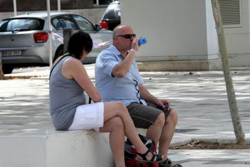 El mes de octubre está siendo especialmente cálido en Mallorca.