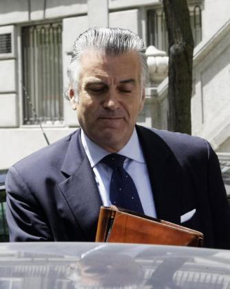 extesorero nacional del PP, Luis Bárcenas
