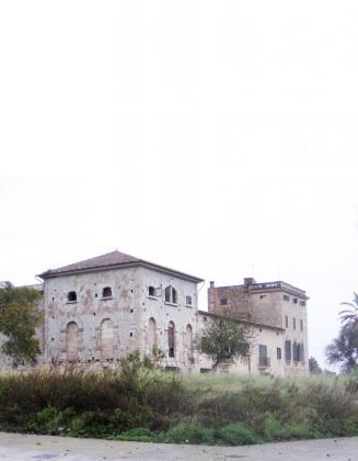 Vista general de la finca de Son Puig.