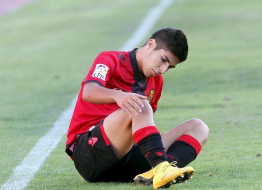 El jugador del Real Mallorca Marco Asensio.