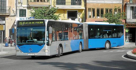 La agresión al conductor de autobús ocurrió tras un incidente de circulación en el mes de abril de 2013.
