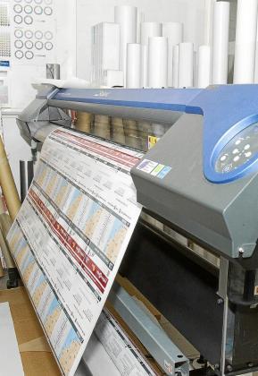 Can Imprès cuenta con la última tecnología en offset y digital.