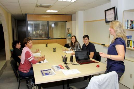 La academia Idiomas Mallorca ofrece clases con grupos reducidos.