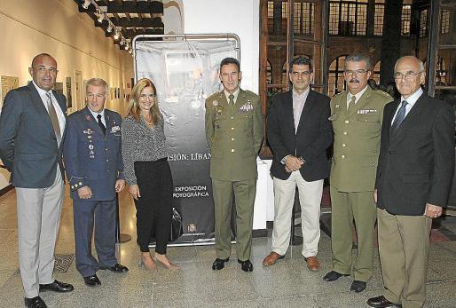 Julio Ayuso, Manuel Fernández-Roca, Gari Durán, Fernando Aznar, Sergi Torrendell, Teodoro Pou y Roberto Ortiz.