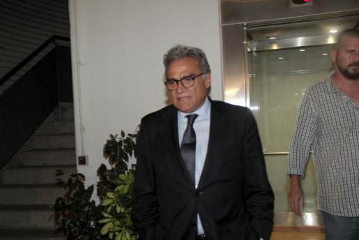 Gabriel Cerdà, presidente del Real Mallorca.