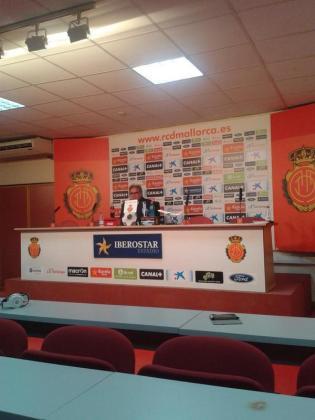 Gabriel Cerdà, durante la rueda de prensa de este miércoles.