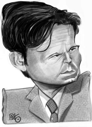 Caricatura de Mateu Alemany.