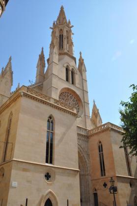 Iglesia de Santa Eulalia.
