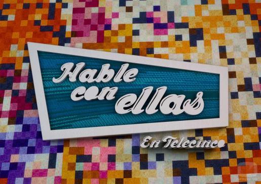 Logotipo del programa de Telecinco 'Hable con ellas'