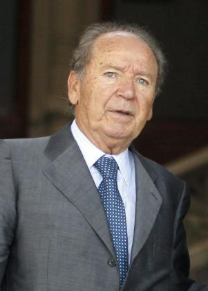 Fotografía de archivo del 29/07/2011 del expresidente del FC Barcelona Josep Lluís Núñez.