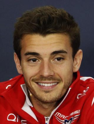 El piloto francés Jules Bianchi, que sufrió un terrible accidente en el pasado Gran Premio de Japón.