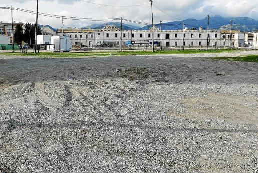 Una de las propuestas para ubicar el colegio son los terrenos del cuartel General Luque.