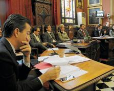 Guerra interna en el PP de Palma por Emaya