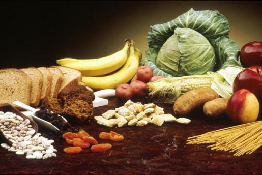 La dieta mediterránea está compuesta por alimentos naturales y sanos.