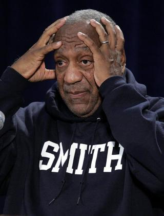 El actor norteamericano Bill Cosby.