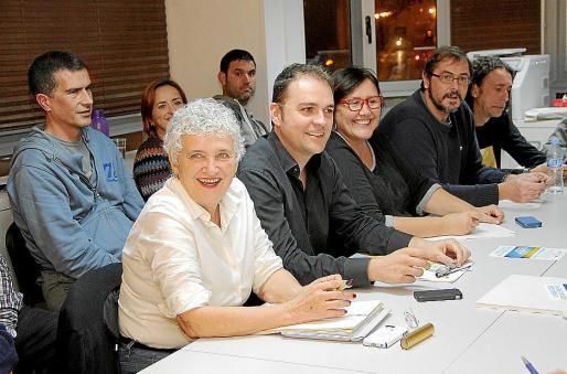 La ejecutiva de Esquerra acordó el viernes seguir en Més.
