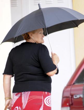 Palma registró ayer una temperatura de 21,8 grados, 4,7 menos con respecto al sábado, cuando la máxima en Portopí fue de 26,5 grados.