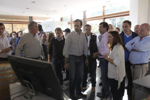 Bauzá ha inaugurado la vía verde.