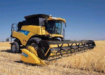 Grau comercializa varios tipos de máquinas específicas para el campo.