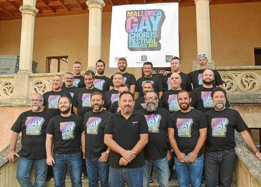 El Mallorca Gay Men's Chorus actuará en Londres.