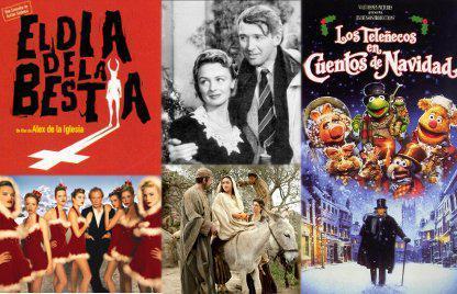 Algunas de las películas clásicas para ver en Navidad.